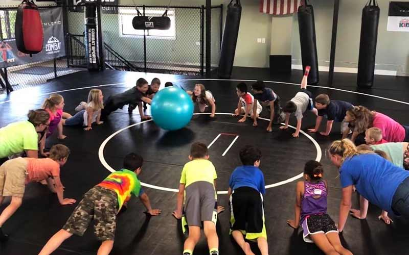 KidFit CrossFit/Combat Member Add On Class and Sessions at Triple Crown KidFit