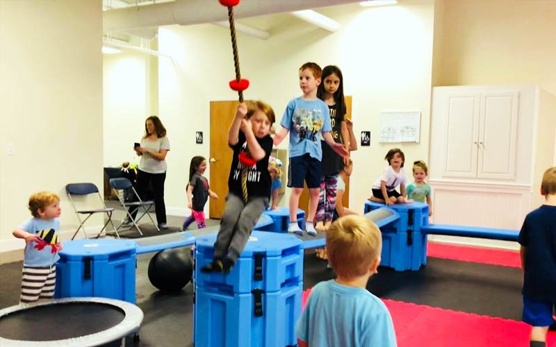 KidFit after school program Class and Sessions at Triple Crown KidFit