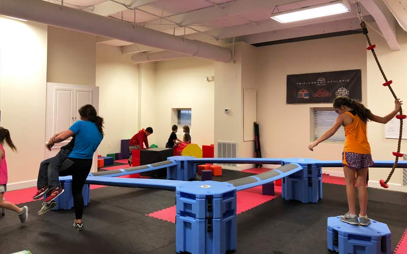 Monthly Limited Class and Sessions at Triple Crown KidFit