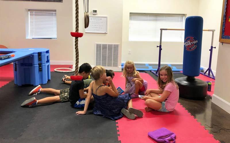 KidFit Exercise at Triple Crown KidFIt